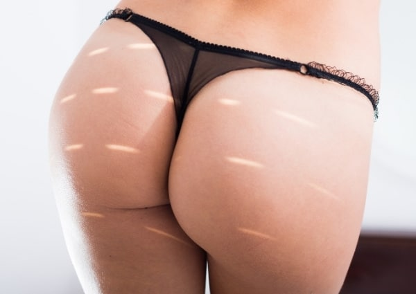 How long does the placement of a butt implant take ?